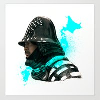 honor Art Print