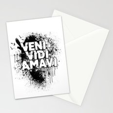 Veni Vidi Amavi Stationery Cards