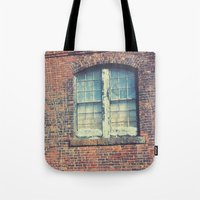 Old Mill Windows Tote Bag