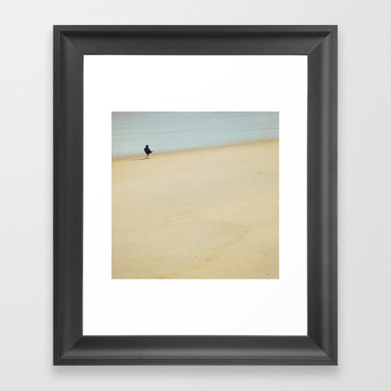 As I Wonder Framed Art Print By Bella Blue Photography