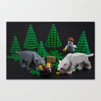 Twilight, the real ending Canvas Print