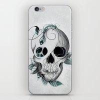Skull Boho  iPhone & iPod Skin