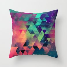 nyyt tryp Throw Pillow