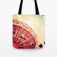 Magic in the Sky Tote Bag