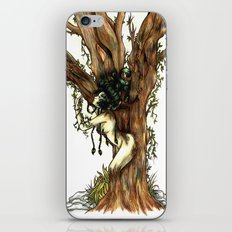 Elemental series - Earth iPhone & iPod Skin