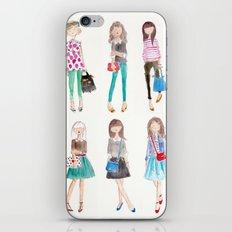Collage iPhone & iPod Skin