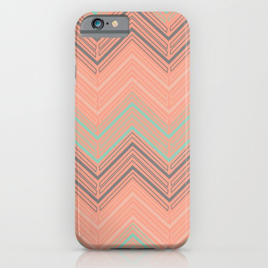 Soft Chevron iPhone & iPod Case