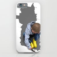 To Live with No Thought for the Future iPhone 6 Slim Case