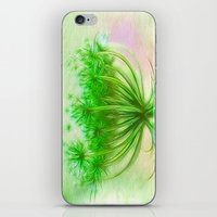 Queen Anne Lace iPhone & iPod Skin