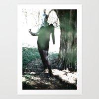 Mutate Art Print