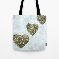 Cultivated Heart Tote Bag