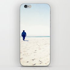 Beach & Blue iPhone & iPod Skin