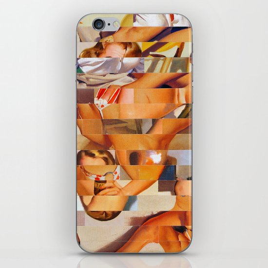 The Young and the Restless (Provenance Series) iPhone & iPod Skin