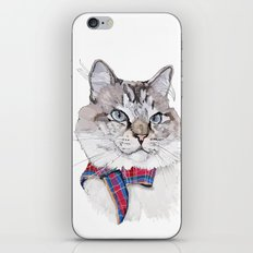 Mitzy iPhone & iPod Skin
