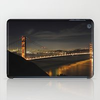 Golden Gate Bridge @ Nig… iPad Case