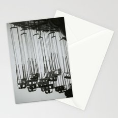 Abandoned Funfair Stationery Cards