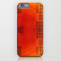 City In A Morning iPhone 6 Slim Case