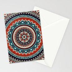 Hippie Mandala 8 Stationery Cards
