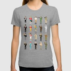 Murrays 2014 Womens Fitted Tee Tri-Grey SMALL