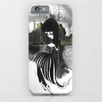 iPhone & iPod Case featuring By the river by Dnzsea