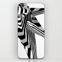 'Untitled #01' iPhone & iPod Skin