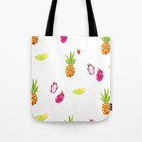 Fruit Fun Tote Bag