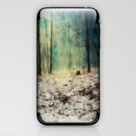 Snow To Blue iPhone & iPod Skin
