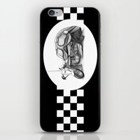 Cafe Racer II iPhone & iPod Skin