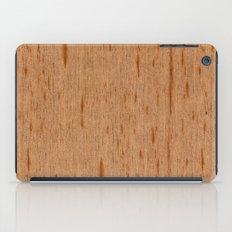 Cedar Spanish Wood iPad Case