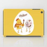 Chickasso iPad Case