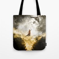 A Place to Stay Tote Bag