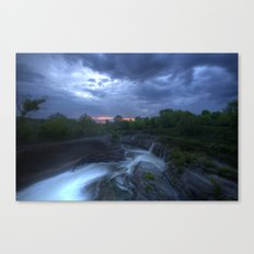 Hog's Back Canvas Print