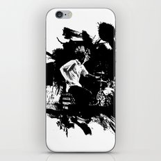 Zack de la Rocha iPhone & iPod Skin
