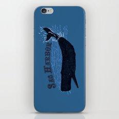 Sag Harbor Whale iPhone & iPod Skin