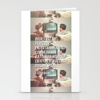 the perfect entertainment  Stationery Cards