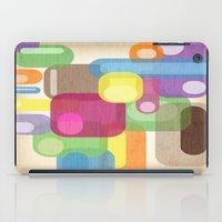 Retro Make'a Me Smile.  iPad Case