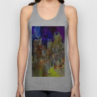 Let's Keep Smiling Unisex Tank Top