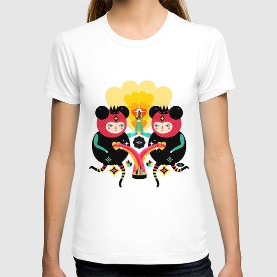 Rainbow Love T-shirt