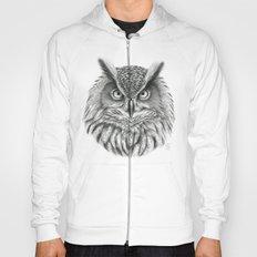 Bubo bubo G2012-046 owl Hoody