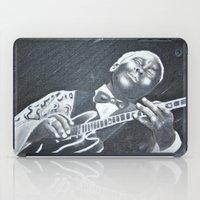 B.B. King iPad Case