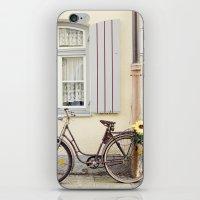 Retro Bike iPhone & iPod Skin