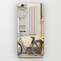 Retro Bike iPhone & iPod Skin