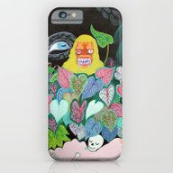 iPhone & iPod Case featuring She's Coming! by Romantic Gargoyle