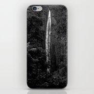 iPhone & iPod Skin featuring Waimoku Falls  by Derek Delacroix