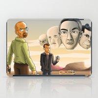 Breaking Bad: Walter's Adversaries  iPad Case