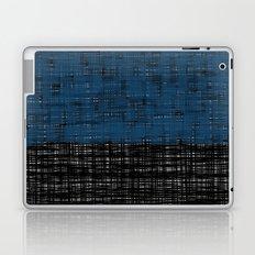 platno (blue) Laptop & iPad Skin