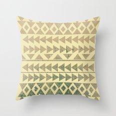 Earthtone Throw Pillow