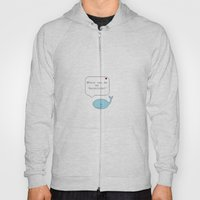 Whale you be my Valentine? Hoody