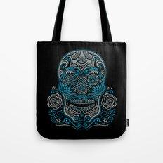 Magic Sugar Skull Tote Bag