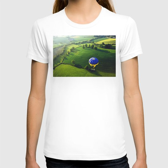 Above The Shires T-shirt